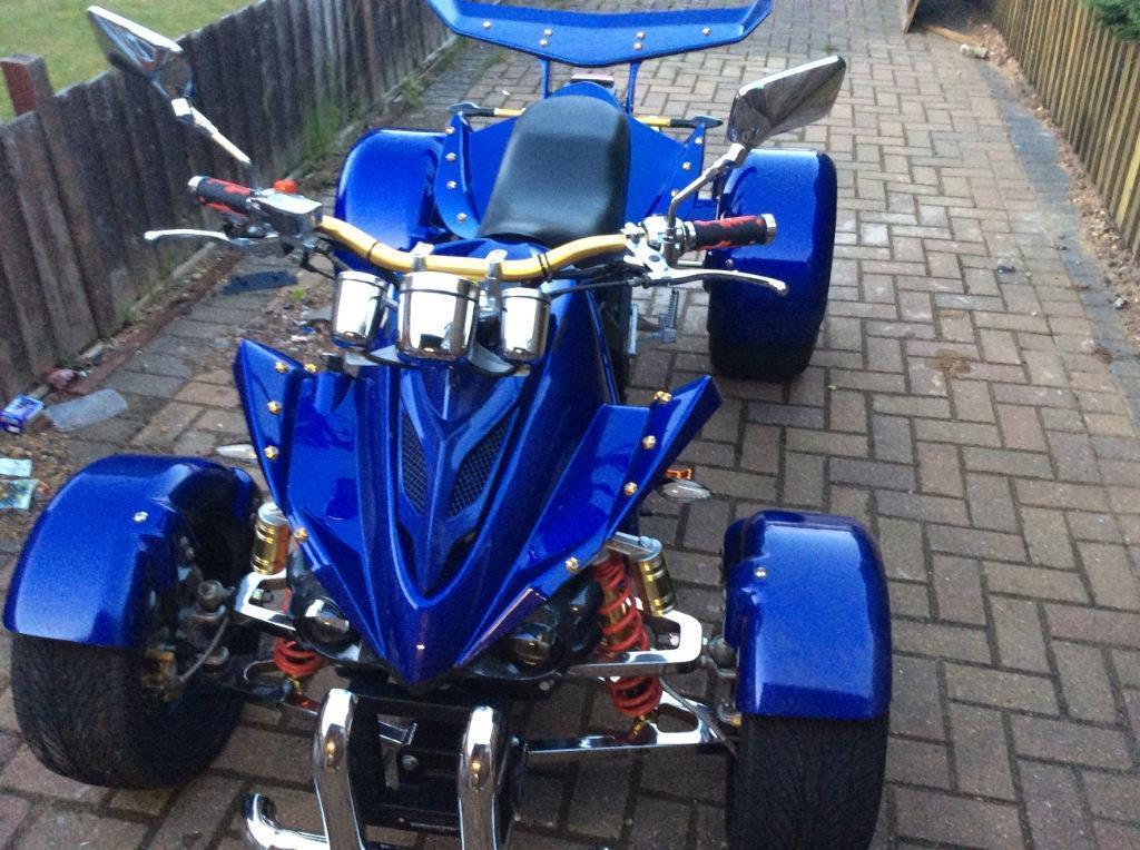 Quad Spyder 250cc 250cc f1 Spyder | United