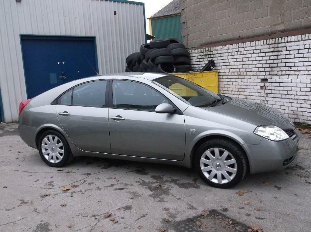 2005 nissan primera 2 2 dci sx united kingdom gumtree. Black Bedroom Furniture Sets. Home Design Ideas