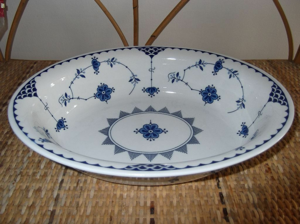 Johnson Brothers China Blue And White Johnson Brothers Blue Denmark