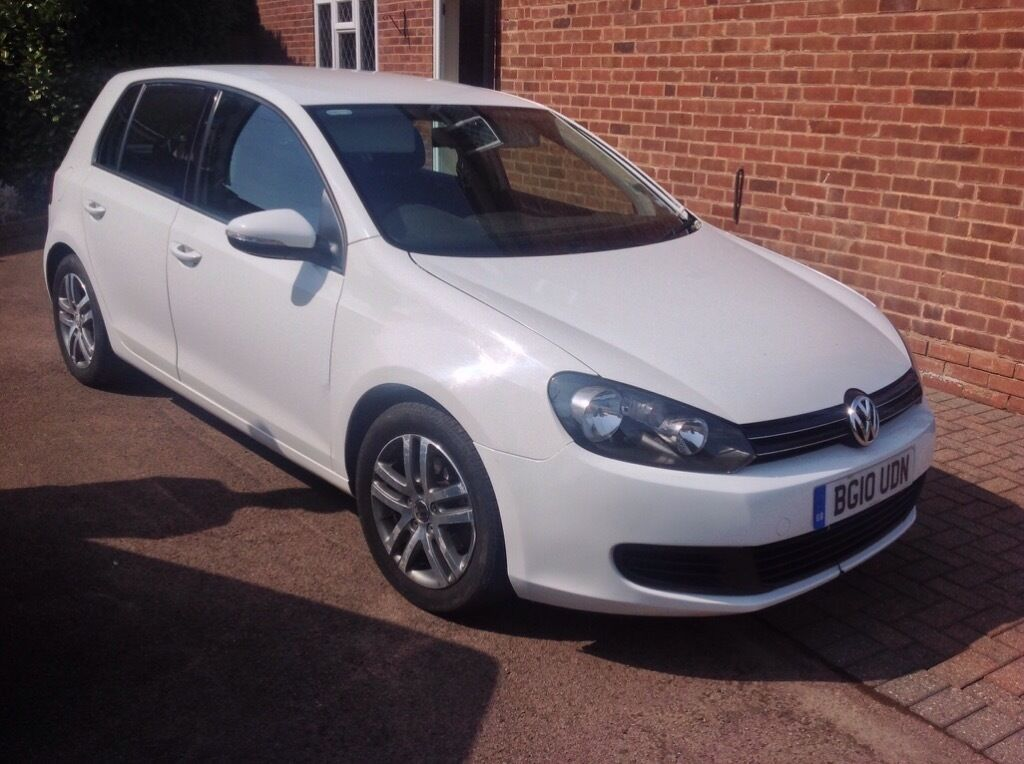 Golf Mark 6 vw Golf mk 6 1.6 Tdi