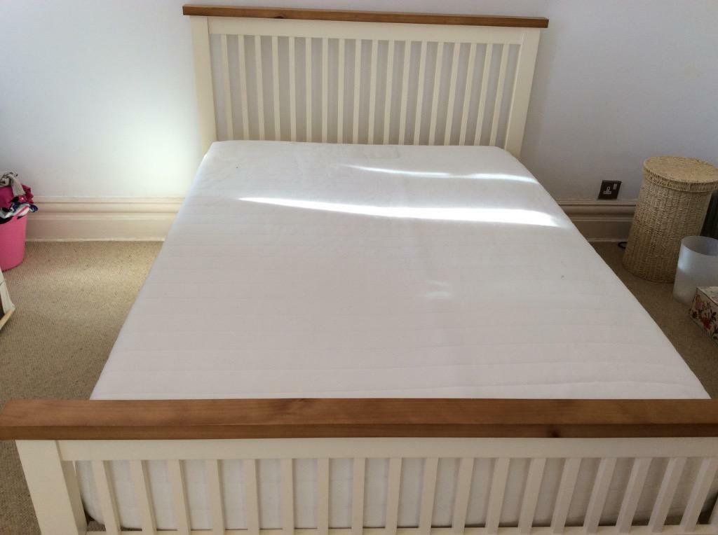 Beautiful double bed and mattress for sale very cheap and for Very cheap furniture for sale