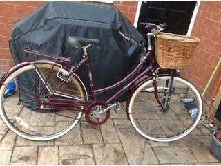 Vintage Raleigh Cameo ladies bike