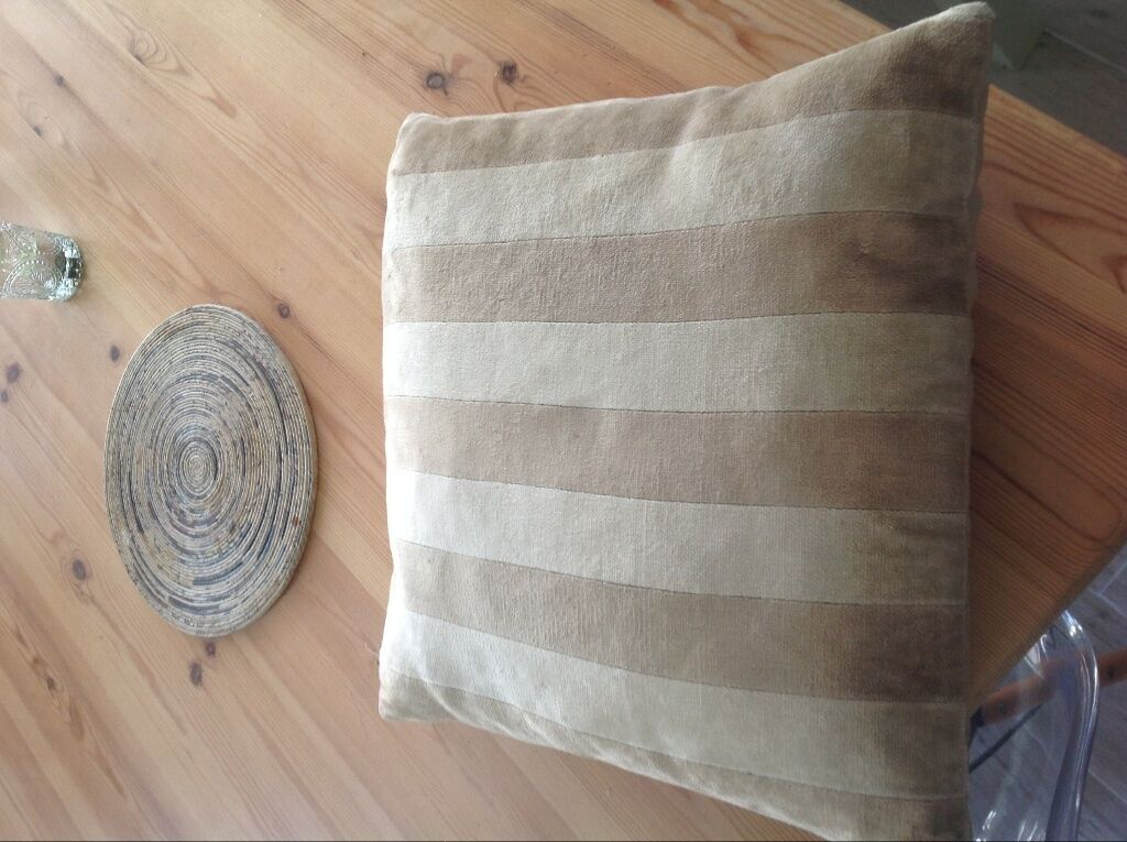 4 perfect matching cushions from tk maxx as new united for Dining chairs t k maxx