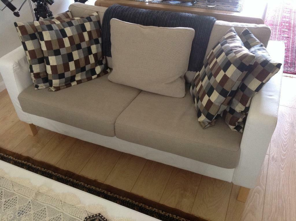 Ikea Karlstad 2 Seater Sofas Armchair And Chaise Longue United Kingdom Gumtree