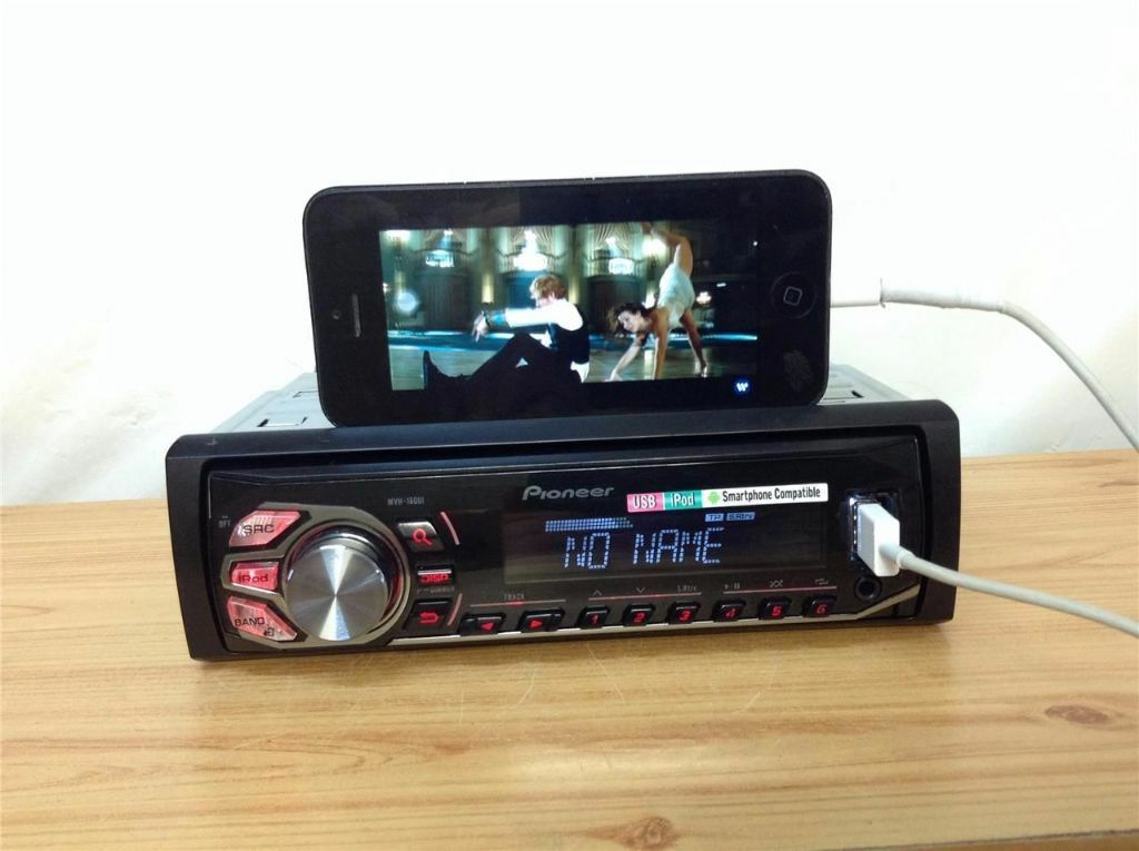 Pioneer Ipod Car Pioneer Mvh-160ui Car Usb Ipod