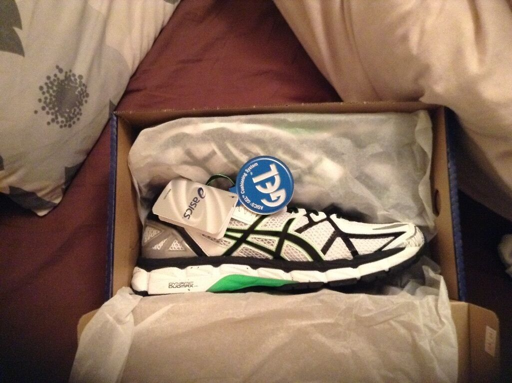 asics trainers size 5.5