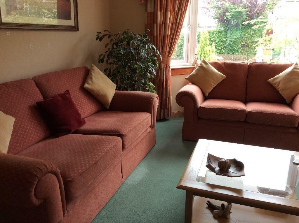 Excellent Condition M S Large Small Sofas And