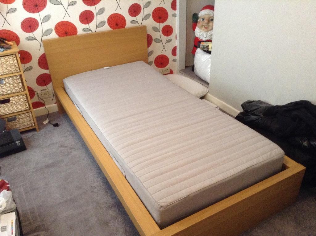 Ikea Farmhouse Sink Single Bowl ~ IKEA malm single bed  United Kingdom  Gumtree