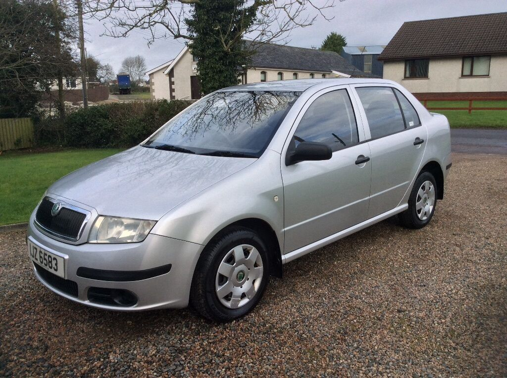 2005 skoda fabia 1 9 sdi full service history united kingdom gumtree. Black Bedroom Furniture Sets. Home Design Ideas