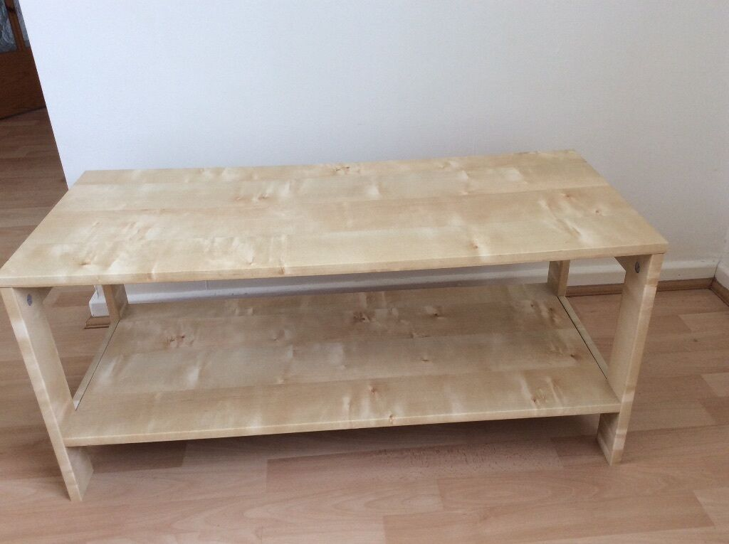 Ikea tv stand or coffee table united kingdom gumtree for Coffee tables gumtree