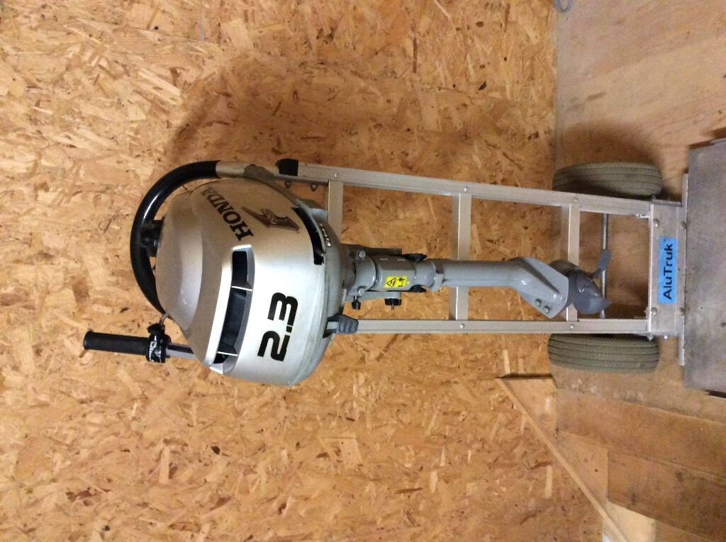 Honda 2 3hp 4 Stroke Outboard Buy Or Sell Find It Used