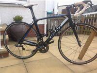 Mens giant TCR road bike