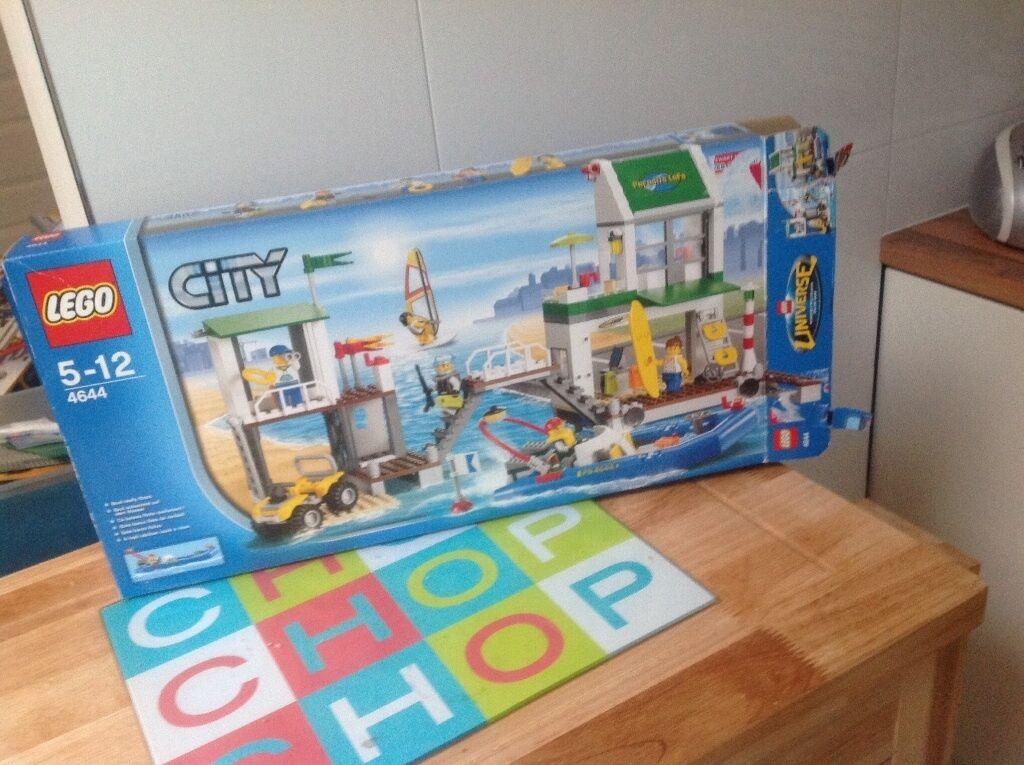 Lego City Books Lego City Marina