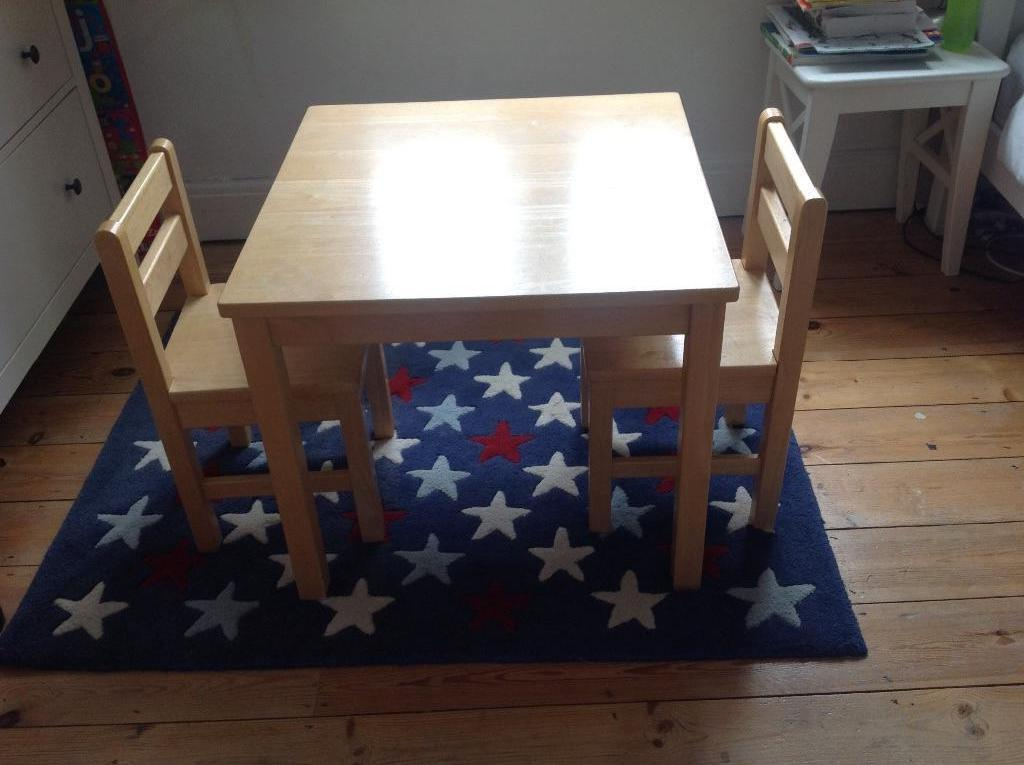 Children S Table And Chair Set John Lewis United