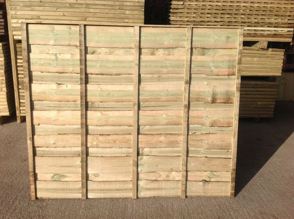 6x6 garden fence panels ads buy sell used find great. Black Bedroom Furniture Sets. Home Design Ideas