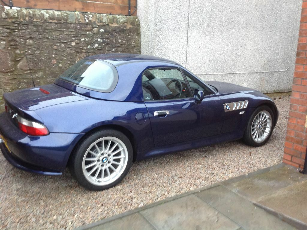 Bmw Z3 2 8 Wide Body With Hard Top Sold Sold Sold