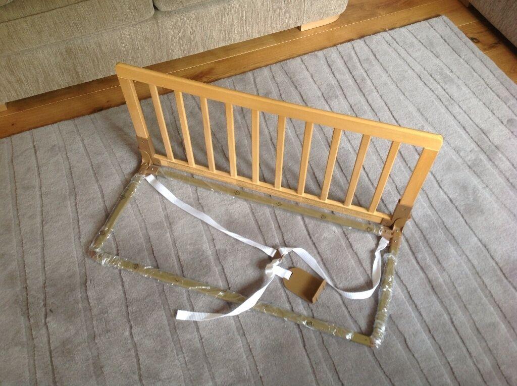 Baby Dan Bed Guard Baby Dan Hard Wood Bed Guard