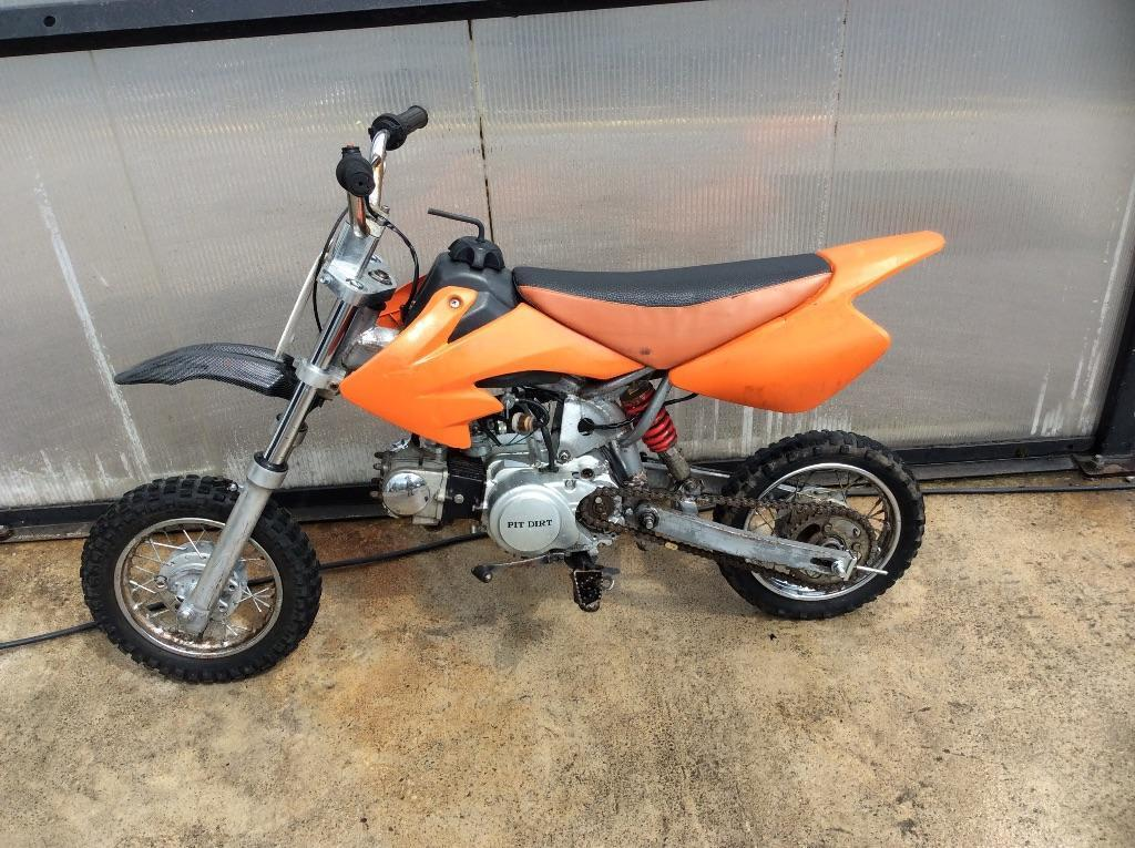 50cc ktm rep pit bike united kingdom gumtree. Black Bedroom Furniture Sets. Home Design Ideas