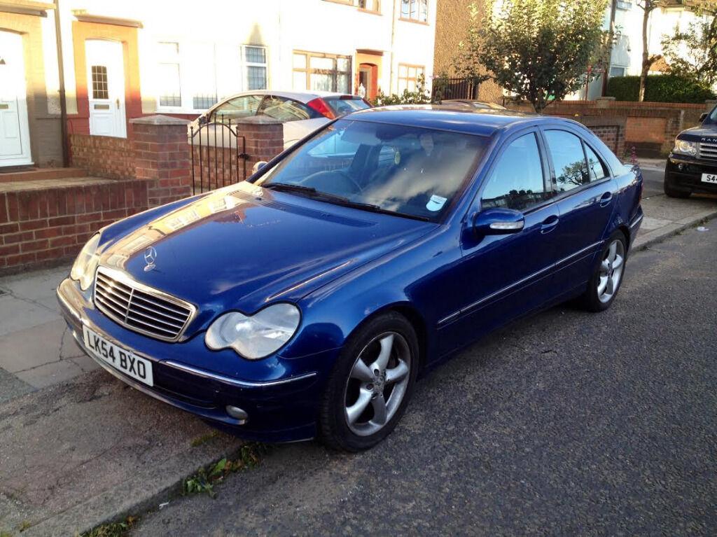 2004 54 mercedes benz c200 cdi automatic diesel 118k hpi for Mercedes benz united kingdom