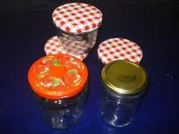 50 stck marmeladengl ser in nordrhein westfalen geldern ebay kleinanzeigen. Black Bedroom Furniture Sets. Home Design Ideas