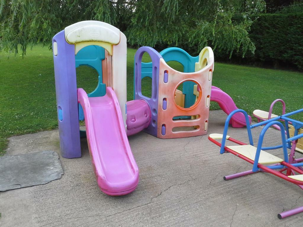 Outdoor Climbing Toys : Little tikes in climbing frame united kingdom gumtree
