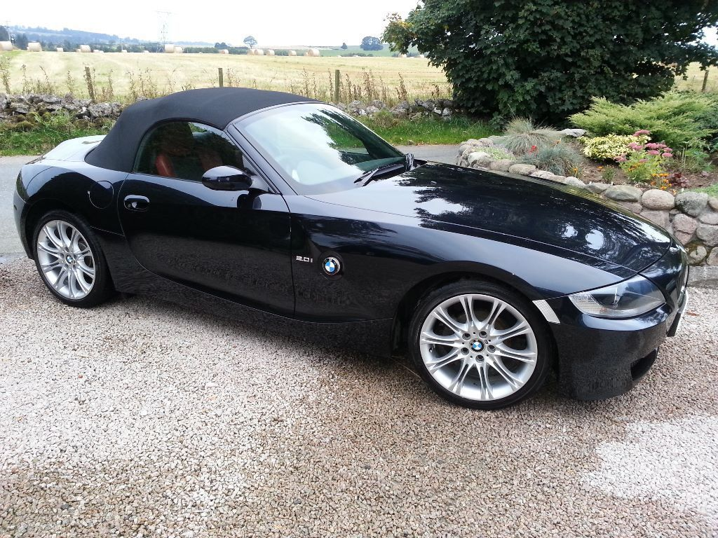 Bmw Z4 Roadster 2 0si Sport Limited Edition Low Miles