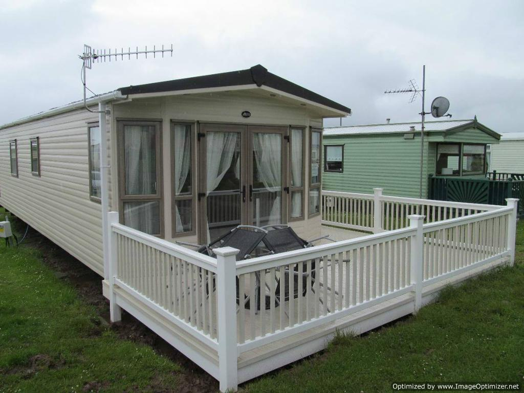 Original Caravan Rental In Berwickshire