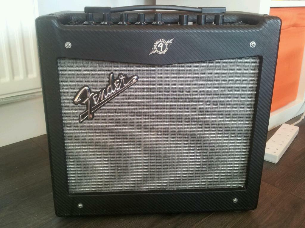 Inverkeithing United Kingdom  City pictures : Fender Mustang 1 guitar amp 20w | United Kingdom | Gumtree