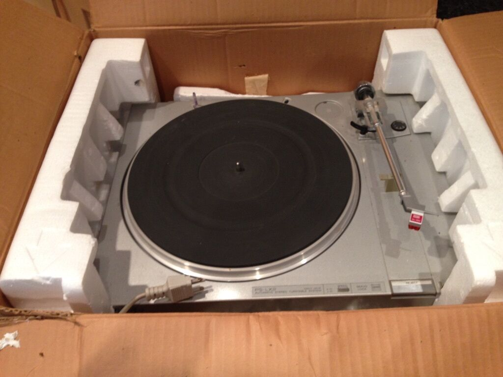Turntable Vintage Sale Vintage Sony Stereo Turntable