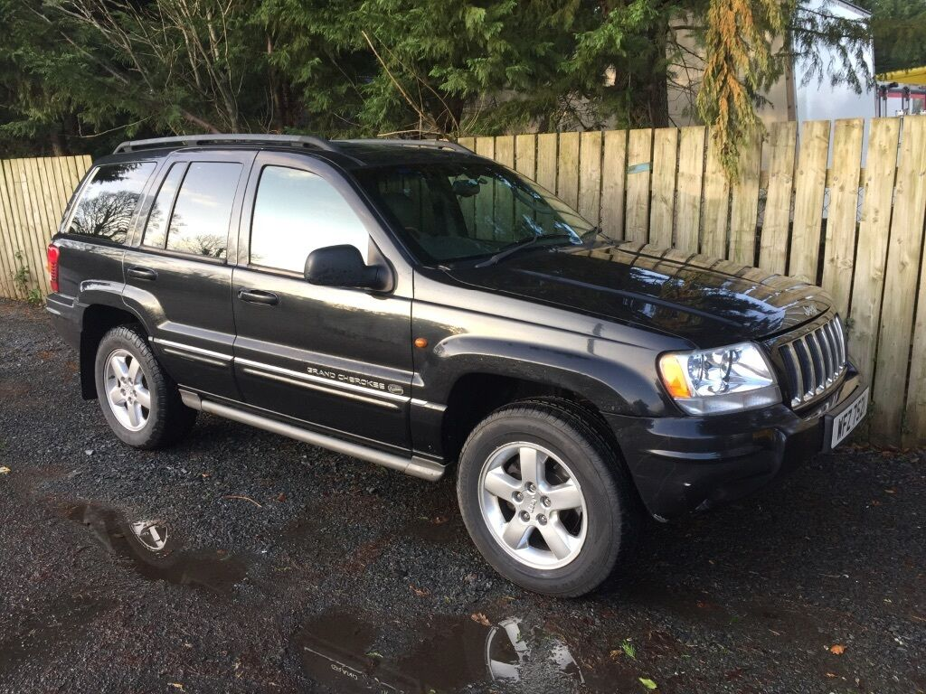 2004 jeep grand cherokee 2 7 crd dromore county down gumtree. Black Bedroom Furniture Sets. Home Design Ideas