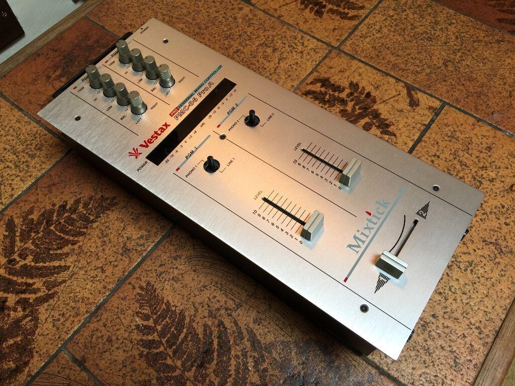 Vestax Pmc 06 Vestax Pmc 06 Pro a Mixer