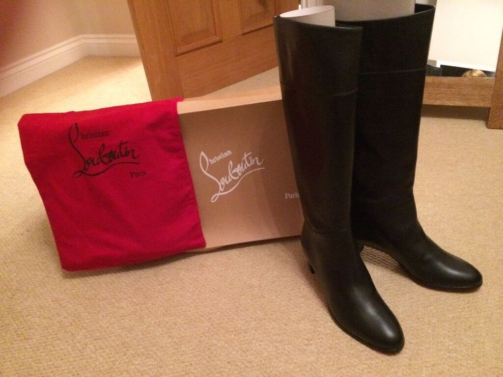 Louboutin Boots Sale