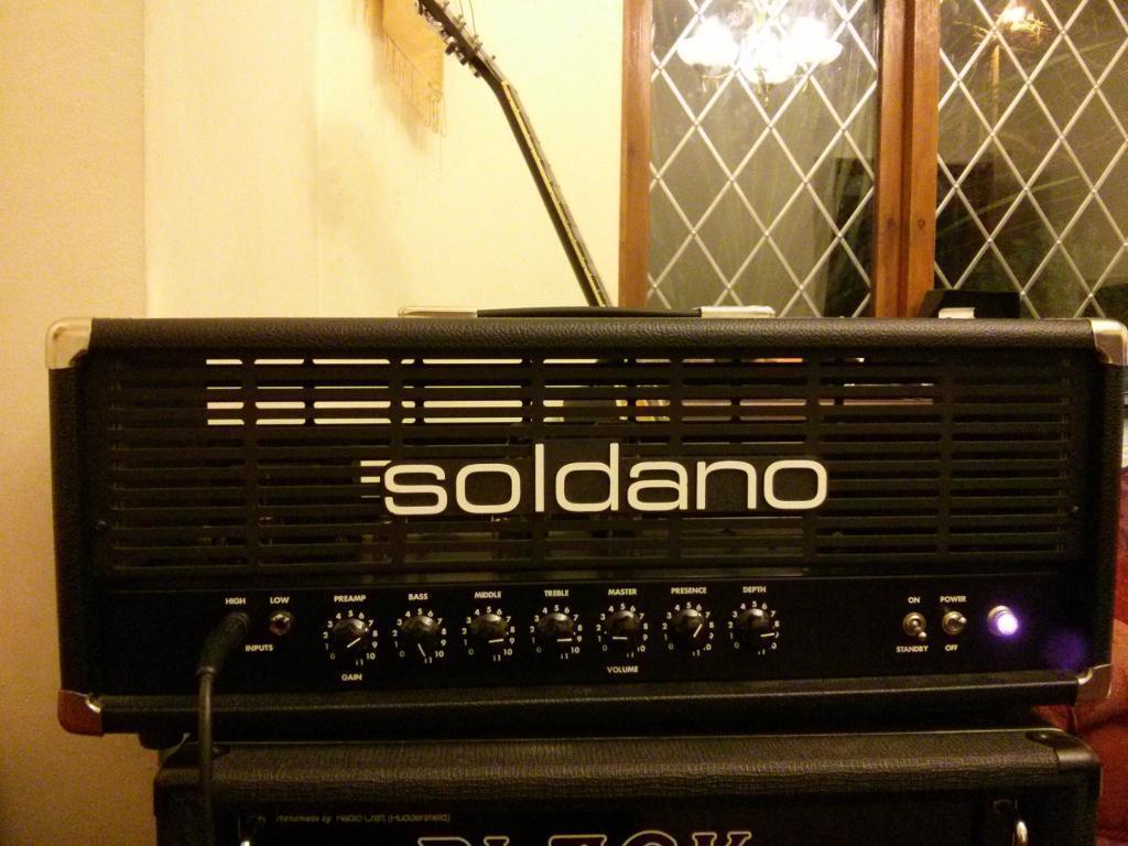 Rod Avenger Soldano Hot Rod Avenger 50