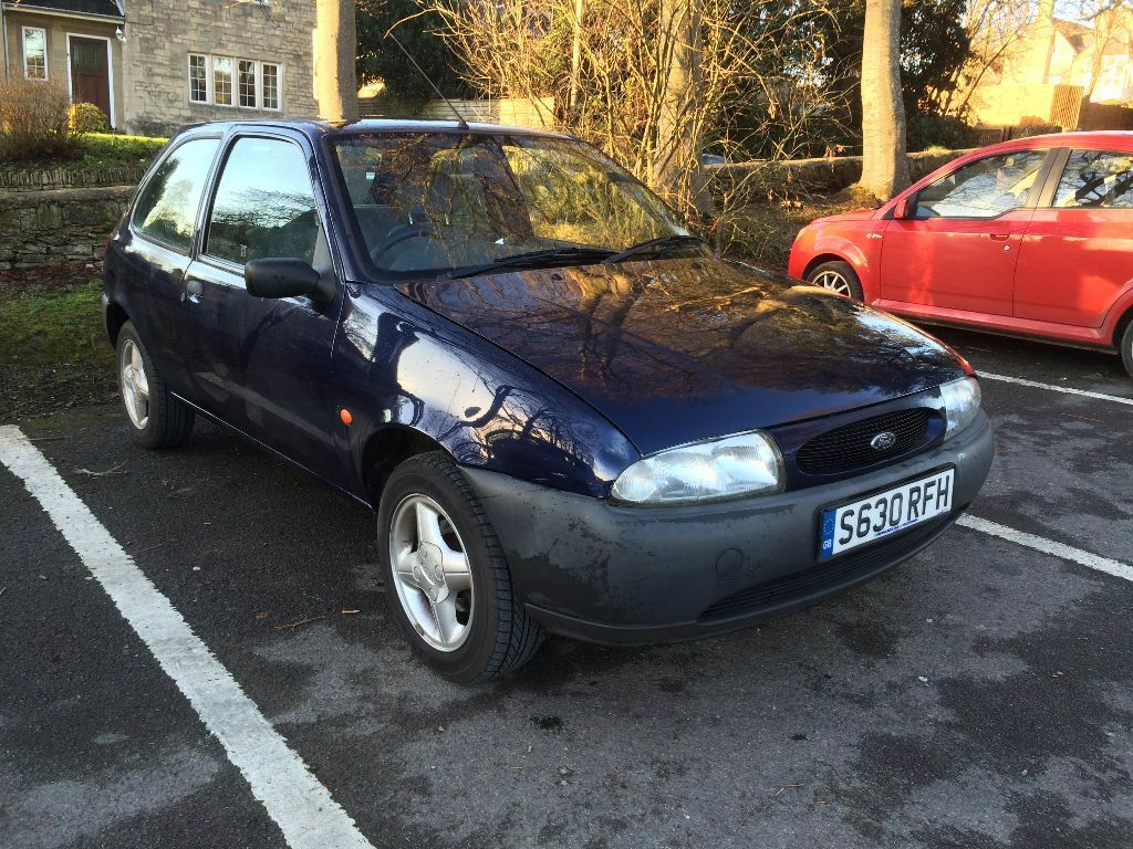 ford fiesta finesse 1 3 1998 mot sept 2016 77000 miles united kingdom gumtree. Black Bedroom Furniture Sets. Home Design Ideas