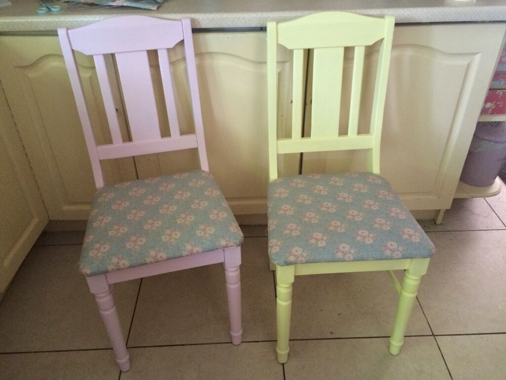 Shabby Chic Style Table Chairs United Kingdom Gumtree