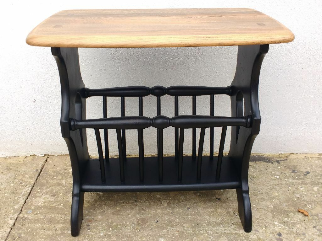 Ercol coffee table magazine rack buy sale and trade ads for Coffee tables gumtree