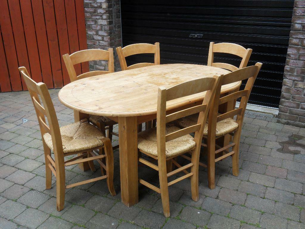 Ballyclare United Kingdom  city photos gallery : Dining Room Table And Six Chairs | United Kingdom | Gumtree