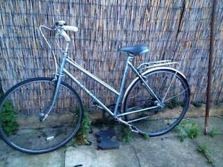 Vintage Falcon Bike Womens/Ladies