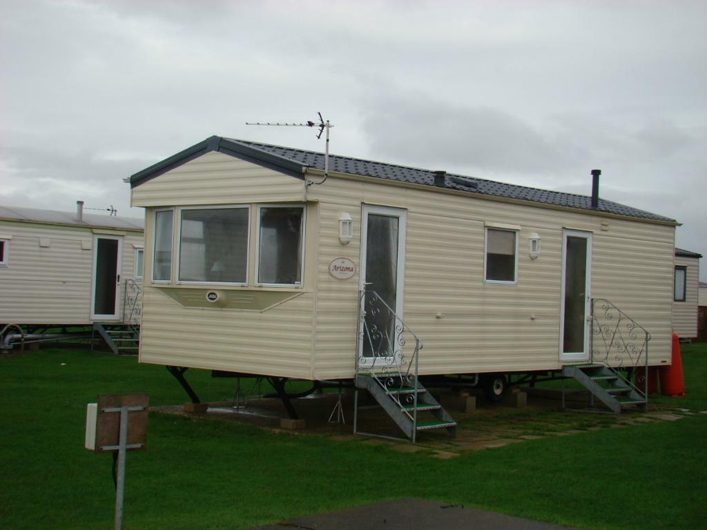 Cool Pet Friendly Caravan For Hire At Brynowen West Wales
