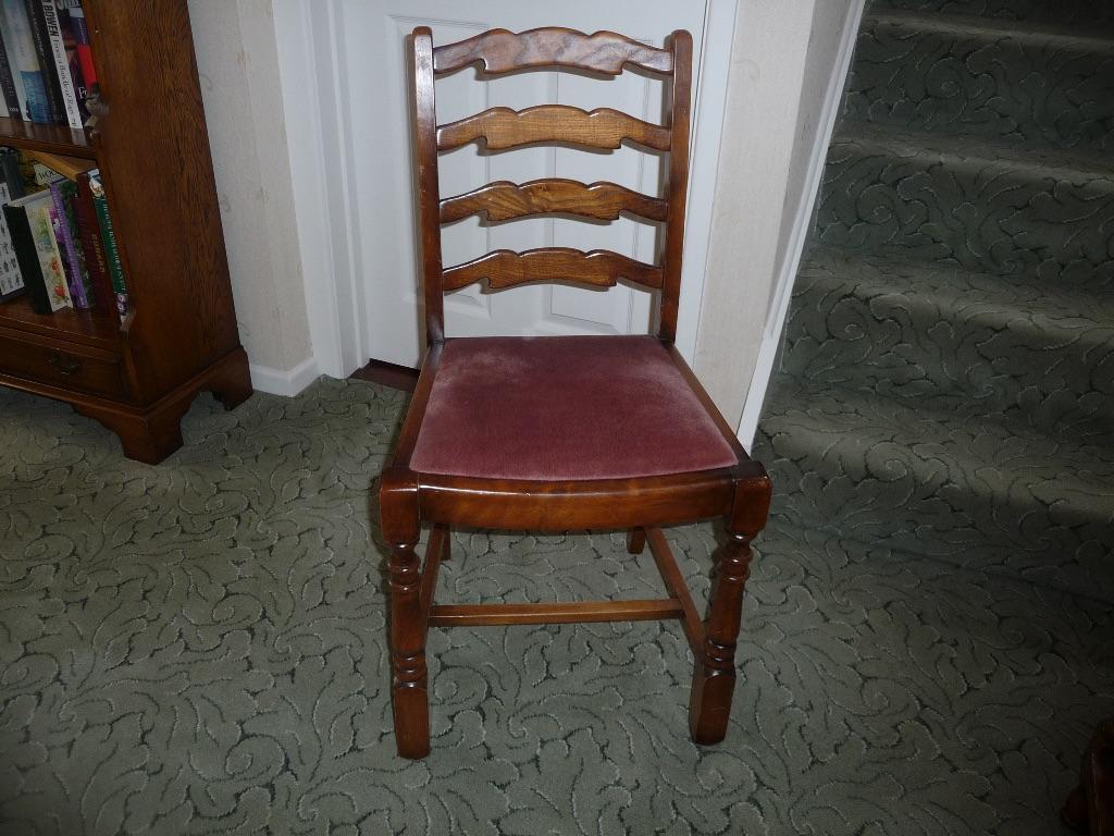 ladder back dining chairs united kingdom gumtree