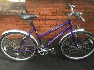 Raleigh Womens Mountain Bike
