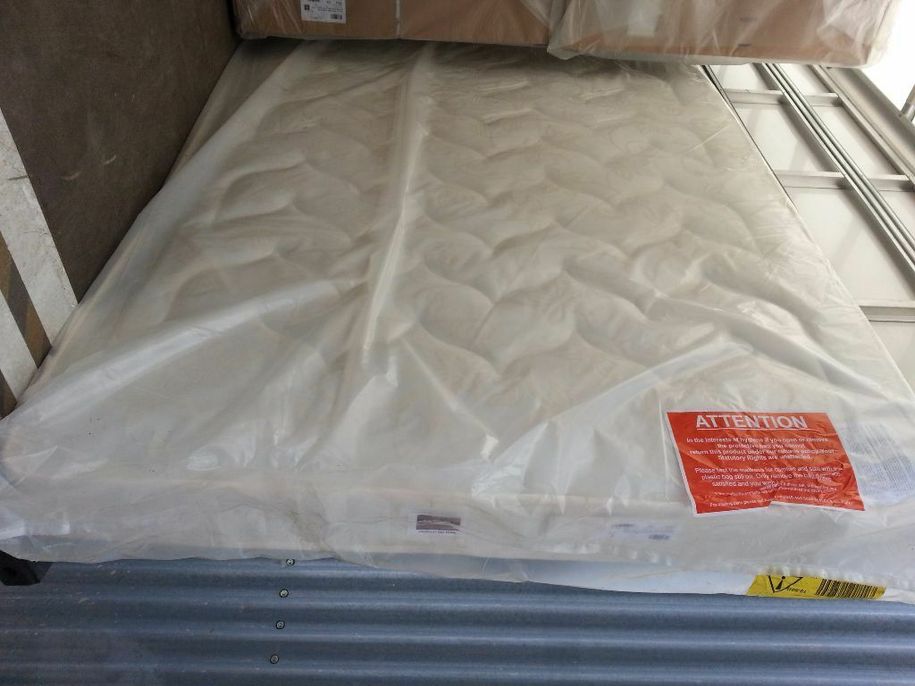 New divan bed king size ortho mattress by airsprung beds for King size divans for sale