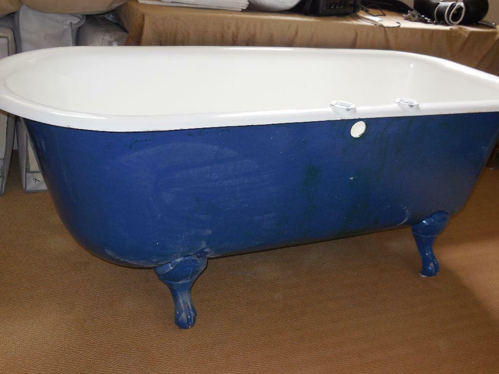 Cast Iron Roll Top Bath Buy Sale And Trade Ads Great Prices