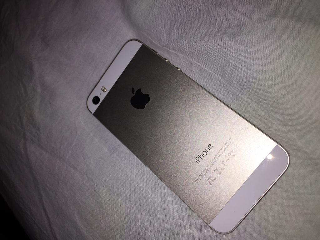 Iphone 5s 16gb Gold Box Iphone 5s White//gold 16gb