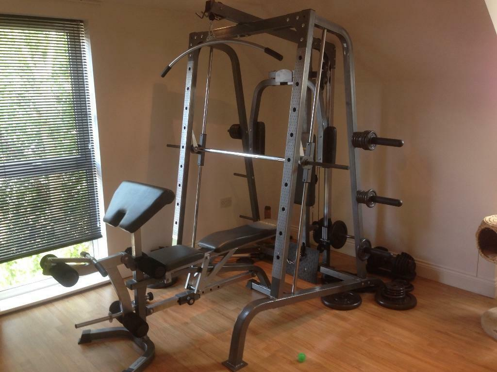 york fitness multi gym instructions