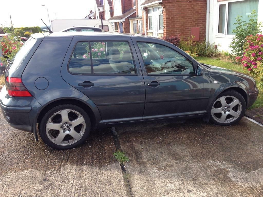 Golf Mark 4 Volkswagen Golf Mark 4 For