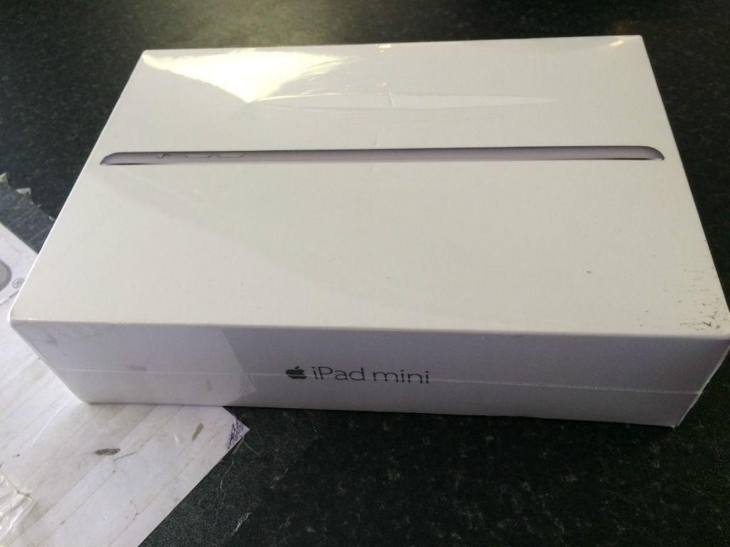 Apple Ipad Mini 3 Box Apple Ipad Mini 3 16gb in Grey