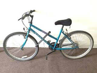 2 BICYCLES FOR SALE IN A GOOD CONDITION .. £35 EACH