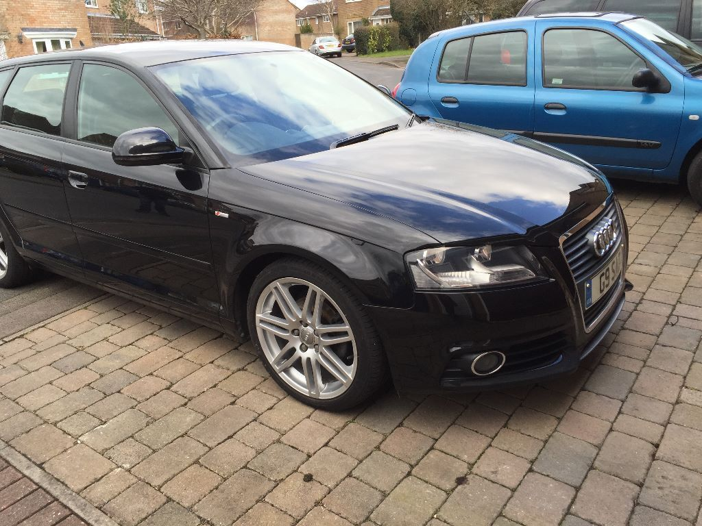 audi a3 5dr sportback 2009 2 0 tdi 140 s line fsh sat nav bluetooth united kingdom gumtree. Black Bedroom Furniture Sets. Home Design Ideas