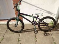 BMX bike MirraCo five star - good condition hardly used